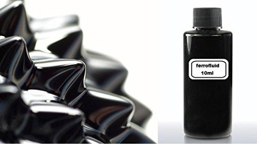 10ml Flasche Ferrofluid Ferro fluid magnetische Flüssigkeit magnetic liquid EFH1