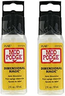 Mod Podge Dimensional Magic 2 oz (2)