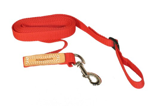 Niggeloh Hunde Feldleine, rot, 041100009