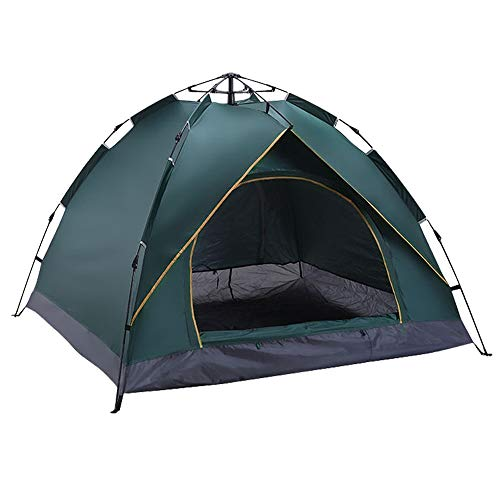 【MAMAGO】 ワンタッチテント UVカットテント 2~3人用 フルクローズ 簡易テント ドームテント サンシェード 防風 お花見 運動会 登山