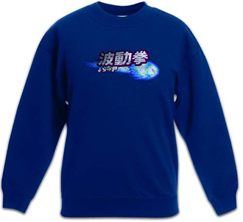 Urban Backwoods Hadoken I Kinderen Jongens Meisjes Sweatshirt Pullover Trui