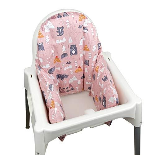 ZARPMA Funda interior de cojín hinchable IKEA Antilop (funda solamente) (rosa)