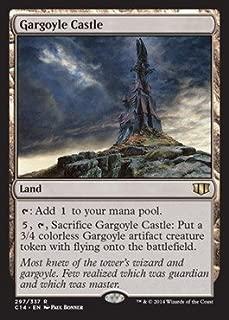 Magic: the Gathering - Gargoyle Castle - Commander 2014