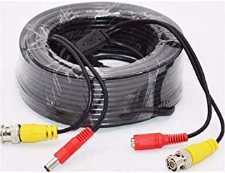 Video Power Cable for CCTV Security Camera AHD with BNC connector - 30M