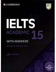 IELTS 15. Academic. Student's Book with Answers with Audio with Resource Bank