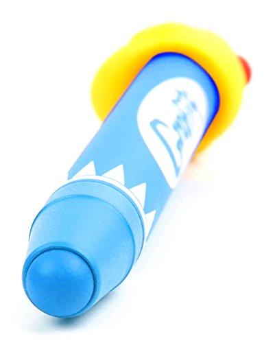 DURAGADGET Stylet Bleu Enfant + dragonne pour Tablette Tactile Huawei MediaPad X2, T1 10, M2 10, MateBook et M3 Garantie de 2 Ans