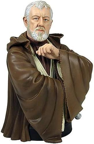 Venta al por mayor barato y de alta calidad. Star Wars Obi-Wan Kenobi A A A New Hope Mini Bust by Gentle Giant  punto de venta barato