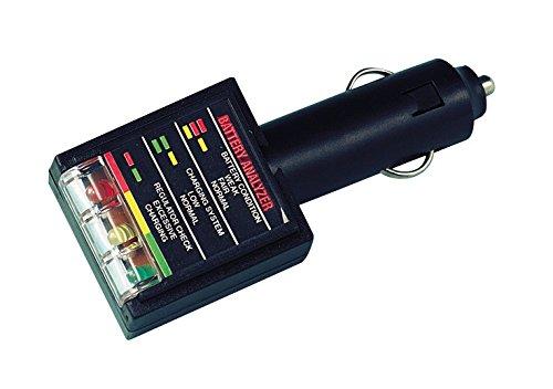 Comprobador de batería con LED