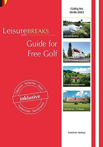 LeisureBREAKS Guide 2für1 Greenfee 2021