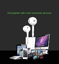 RICHVOLT In-Ear Headphones, Earphones for Xiaomi Redmi Note 8 Pro, Redmi Note 7 Pro, 8A, Redmi 7, Mi A3, K20 Pro, Y3, 7A, Redmi Note 5, Mi Note 7S, 6A, Mi 6 Pro, M30s, M10s, A70, A50s, J6, J8, M40, J2