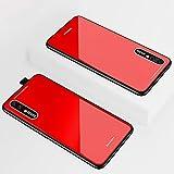 Custodia® Harte Schale Hülle für vivo NEX S (Rot)