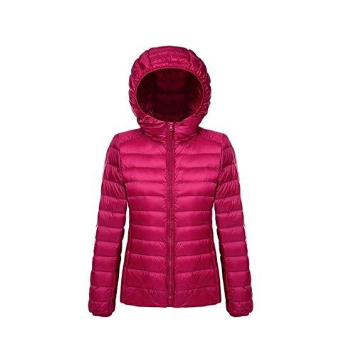 YRFHQB Winterdonsjack vrouwen Eider Outwear winter warme mantel ultralichte donsjas vrouwelijke parka