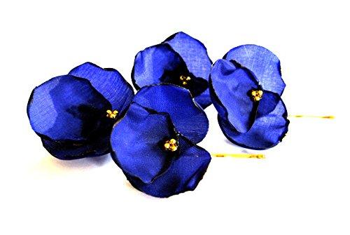 clarigo, Haarnadeln, Haarklammern, Haarklemmen, Hortensie, Hochzeit, Kommunion, Blumen, Blumenmädchen
