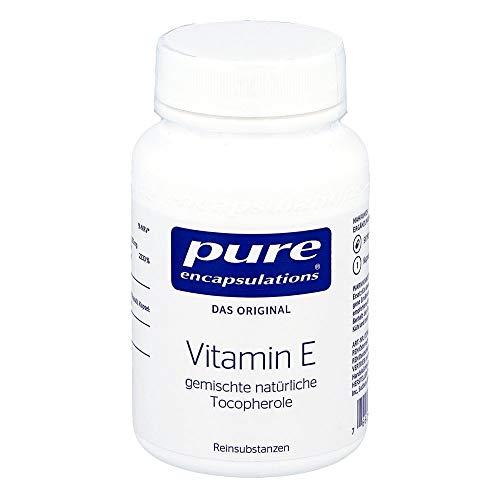 Pure Vitamin E 90 Kapseln