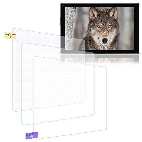 UC-Express Bildschirmschutz Folie für Blaupunkt Endeavour 101M 101G 101L Schutzfolie 2X klar