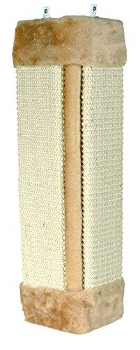 Trixie 43191 Kratzbrett für Zimmerecken, 23 × 49 cm, natur/beige