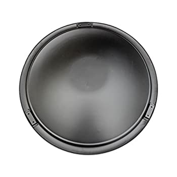 Sun Joe SJFP30-D 29.5-Inch Universal Replacement Fire Pit Bowl w/Leg Support Brackets Black
