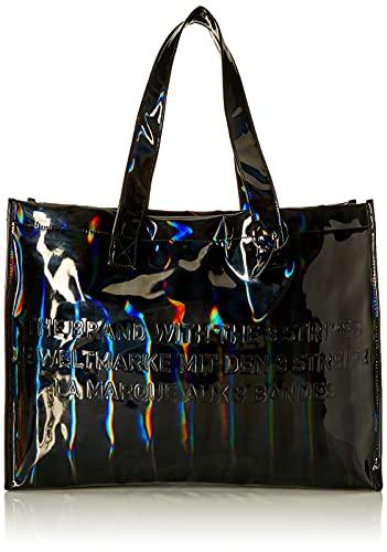 adidas IXQ34-GD1662 Sac à dos Shopper pour femme Noir Taille unique