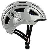 Casco e.motion2 e-Bike - Casco para bicicleta (58-62 cm), color arena