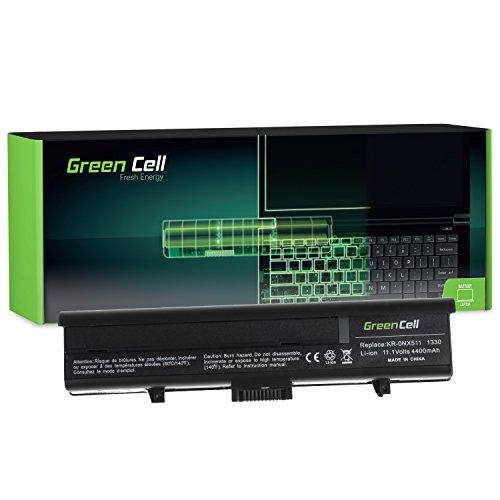Green Cell® Standard Serie Laptop Akku für Dell Inspiron 1318 PP25L XPS M1330 M1330H M1350 4400mAh