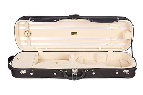 Geigenkoffer Holz 4/4 cream M-Case