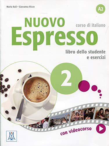 Nuovo Espresso: Libro Studente + Dvd-rom 2 (Italian Edition)