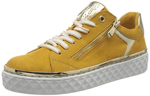 MARCO TOZZI 2-2-23706-26 Sneaker, Zapatillas Mujer, Saffron Comb, 40 EU