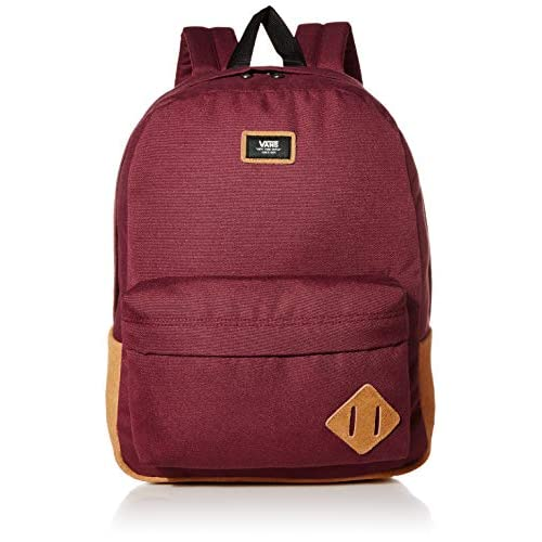 Vans Old Skool Iii Backpack Zaino Casual 42 Centimeters 22, Rosso(Borgogna)