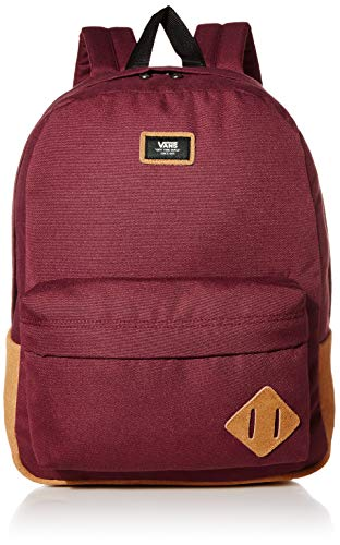 Vans Old Skool Iii Backpack Zaino Casual 42 Centimeters 22, Rosso(Borgogna)