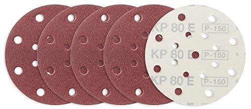 Awuko KP802 Schleifscheibe | Ø 600 mm | ungelocht | 10 Stück | Körnung: 80