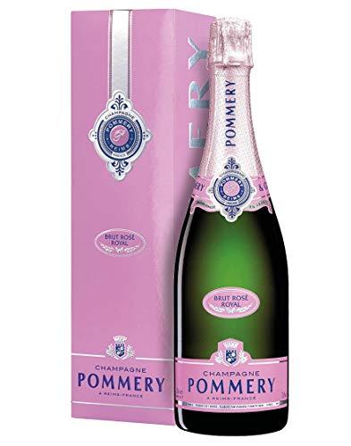 Champagne Brut Rosé AOC Royal Pommery 0,75 L, Astucciato