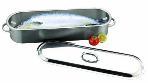 Poissonnière ou saumonière professionnelle - Largeur 616 mm