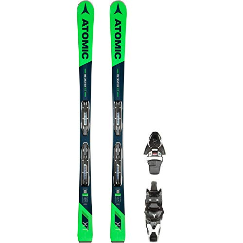 ATOMIC REDSTER XT + FT 11 GW Race Carver grün 165