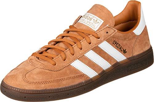 Adidas Schuhe Handball Spezial Tech Copper-Footwear White-Gold Metallic (EE5730) 40 Braun