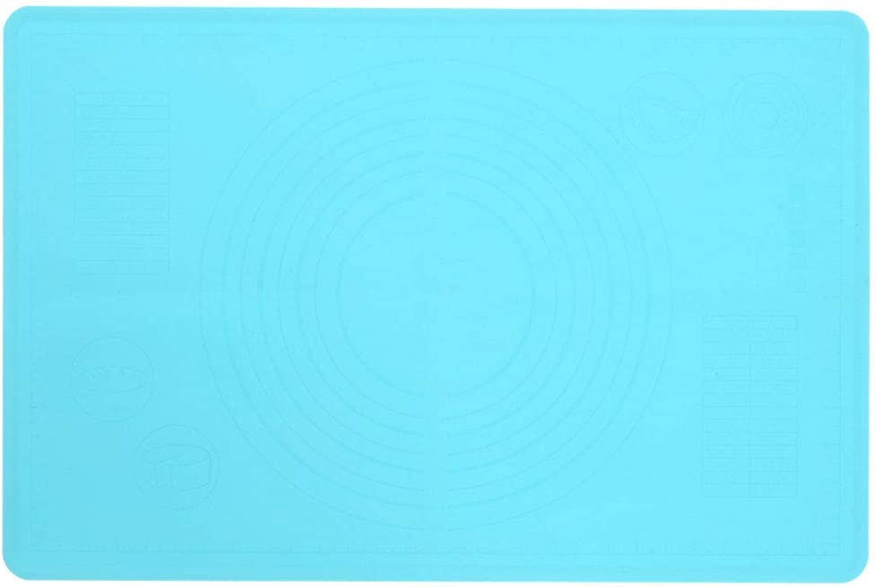 Silicone Baking Mat Dough Rolling Pad Under blast sales Pastry Scale Max 47% OFF Kneading with
