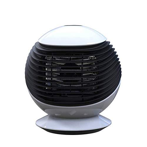 ASDFGH Heizradiator Personal Heizkörper Stehen Mini Keramik Heizlüfter, Intelligent Temperature Control System, 1500W PTC-Heizung, 90 ° Schwenk