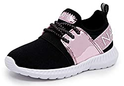 powerful Nautica Missy girls' youth sneakers, fashionable lace-up shoes for running, Kappil …