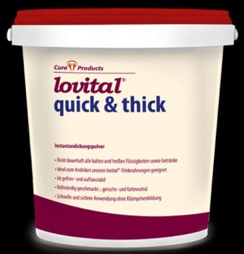 lovital quick & thick 1 x 220 g Eimer