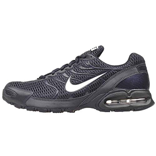 Nike Air Max Torch 4 Herren Running Trainers 343846 Sneakers Schuhe (UK 9 US 10 EU 44, Dark Obsidian White 400)