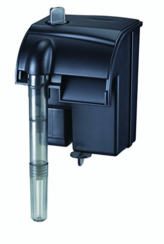 BPS Filtro Profesional Acuario Filtro Externo de Mochila para Pecera Ahorro de Energía 8.5 * 8* 10.5 CM 3W 190L/H BPS-6020
