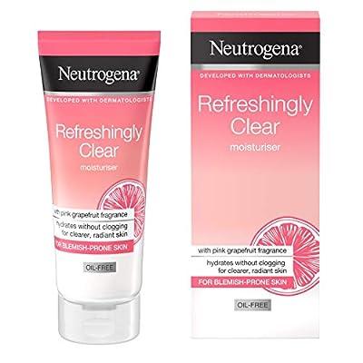 Neutrogena Refreshingly Clear Oil-Free Moisturiser 50ml from Johnson & Johnson Limited