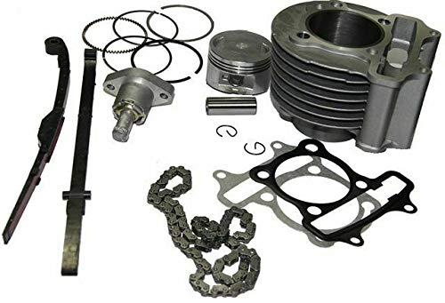 Unbranded. 150ccm Zylinder + STEUERKETTENSPANNER Satz für China Buggy 150 GY6 Motor