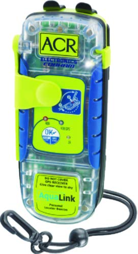 Sale!! Acr Electronics Aqua Link 406 Gps Plb 2882