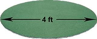 PREMIUM PRO TURF 4 Foot Diameter ON Deck Batting Circle (4x4)