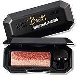 Dual-Color Eyeshadow Makeup Palette Frosted Pigment Nude Eyeshadow Powder Durable Waterproof Eyeshadow Palette (#03 Maple Leafe)