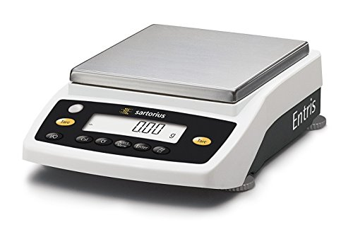 Báscula de laboratorio con Calibre 2200 g, 100 mg.