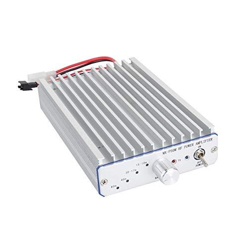 Amplificador de Onda Corta, Amplificador de Potencia HF para FT-817 IC-703 KX3 Ham Radio FM SSTV - Carcasa de protección para Audio de TV FM de Onda Corta