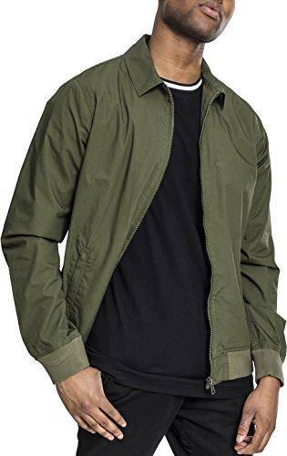 Urban Classics Cotton Worker Jacket Herenjas