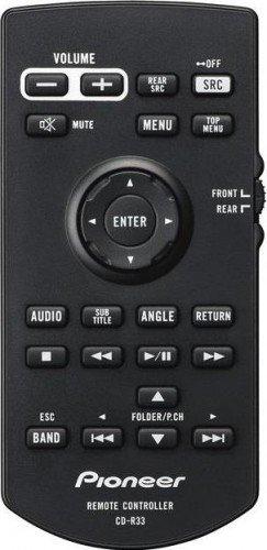Pioneer CD-R33 Telecomando Dvd/Blu-Ray Pulsanti