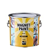 MagPaint Magnetfarbe 2500 ml, 1 Dose